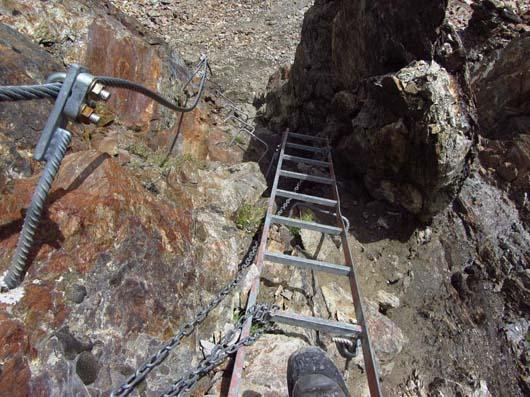 Klettersteig Meran : Klettersteig meran rettung aus u ehoachwool