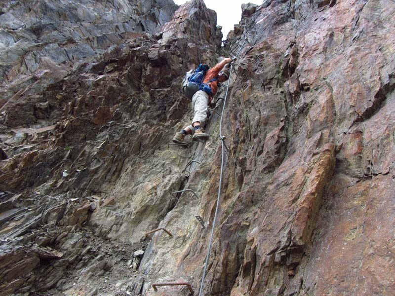 Klettersteig Meran : Klettersteig meran: rettung aus u ehoachwool.